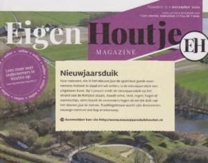 Eigen Houtje magazine 1